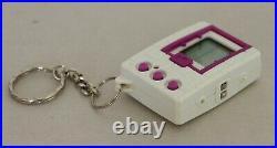 1997 Bandai Digimon AUS Version 6 (v6) White Digivice Virtual Pet, Ultra rare
