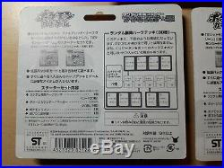 1st Edition Charizard Venusaur Blastoise Starter Decks Japanese Pokemon Cards