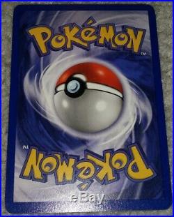 1st Edition First Dark Charizard 4/82 Ultra Rare Holo Team Rocket Pokemon Card