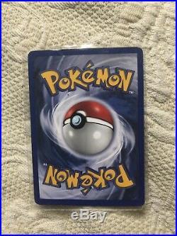 1st Edition Shadowless Mewtwo 10/102 Pokemon Card Holo Rare WOTC 1999