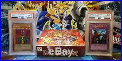 2002 YuGiOh! Buster Blader 1st Edition PSV-050 Ultra Rare Holo PSA 10 GEM MINT