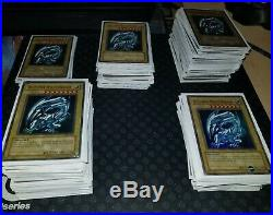 337 Yugioh Blue-Eyes White Dragon SDK-001 Unlimited Edition Monster Collection