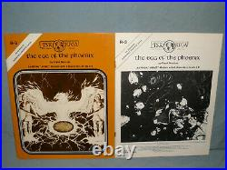 AD&D 1st Edition RPGA Module R3 THE EGG OF THE PHOENIX (ULTRA RARE and EXC!)