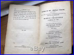 A Christmas Carol, Charles Dickens, 1843, FIRST EDITION TRIAL ISSUE, Ultra Rare