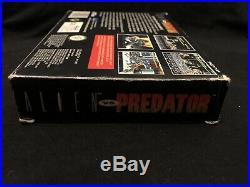 Alien Vs Predator Snes PAL GER Version! Ultra Rare Good Condition! 100% Original