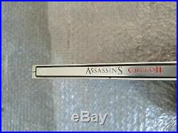 Assassins Creed 2 Limited Edition Steelbook + Lithographie Ultra Rare- PS3