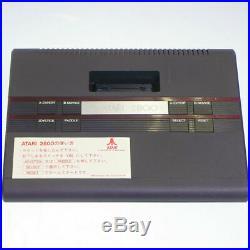 Atari 2800 VCS Japanese 2600 Version Console (TESTED, ULTRA RARE!) #S560