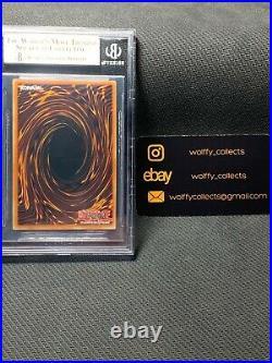 BGS 10 Dark Paladin Magician's Force MFC-105 1st Edition Yugioh Card Ultra PSA