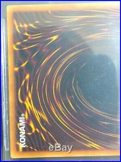 BGS 9.5 GEM MINT Dark Magician (LOB-005) Ultra Rare 1st edition