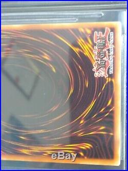BGS 9.5 GEM MINT Red-Eyes B. Dragon (LOB-070) WAVY, 1st edition, ultra rare