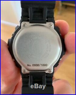 Bape G-shock Ltd Edition Watch 0938 Of 1000 Ultra Rare! Never Worn