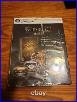 Bioshock 1 Limited Collector's Edition Sealed Pc! Ultra Rare