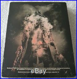 Bloodborne Ultra Rare Steelbook limited edition PS4 GAME Included