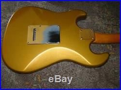 Burns Marquee Club series 2004 Ultra Rare special request Gold Paint edition