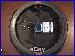 Campagnolo Bora Ultra 2 80th Anniversary Limited Edition RARE Tubular Wheelset