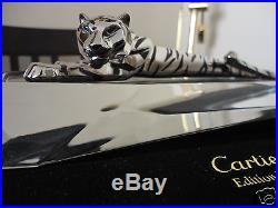 Cartier Tiger F. Pen New, Limited Edition, Ultra Rare, Unique, Bnib, Unique Mint