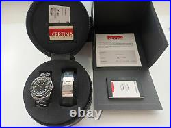 Certina DS 3 PH 1000m reissue Limited Edition Swiss Made Automatic ultra RARE