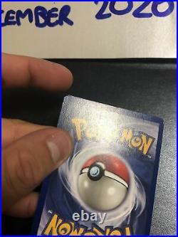Charizard 4/102 Base Set Holo Rare Edition 1999 1st Print Pokemon Card Exc NM
