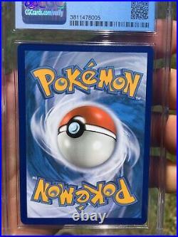 Charizard Vmax 20/189 CGC 9.5 Darkness Ablaze Pokemon Not 1st Edition Psa Bgs