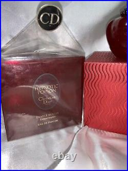 Christian Dior Hypnotic Poison Diable Rouge Limited Edition 1998 Ultra Rare