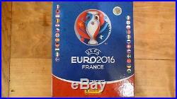 Collector Coffret Panini Euro 2016 Swiss Edition Ultra Rare