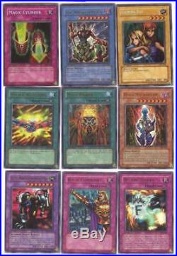 Complete YuGiOh Labyrinth of Nightmare 1st Edition Set LON-000-104 Ultra Rare