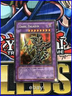 Corrected Artwork Dark Paladin Mfc-105 First Edition Ultra Rare Yugioh