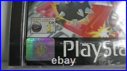 Crash Bash PS1 New Sealed Black Label pal version ultra rare Exelent Condition