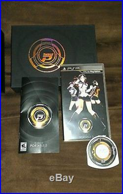 DJ Max Portable 3 Signed Limited Edition (PSP, OOP & ULTRA RARE!)