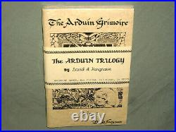 D&D 1st Edition Accessory THE ARDUIN TRILOGY (ULTRA RARE in the SHRINK WRAP!)