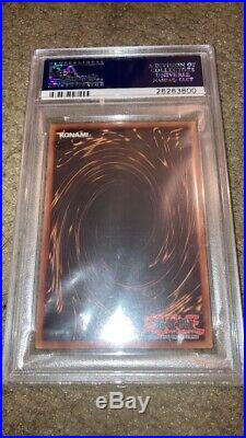 Dark Magician SDY-006 1st Edition Gem Mint PSA 10 (One of the Grails!)