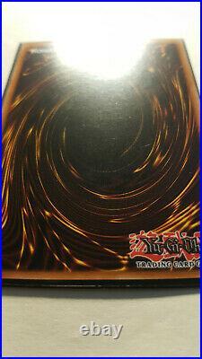 Dark Paladin MFC-105 Ultra Rare 1st Edition Near Mint NM (off center miscut)