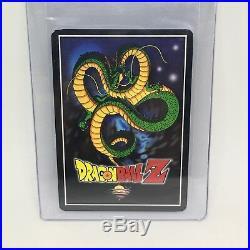 Dbz Ccg Dragonball Vegeta The Revitalized 159 Ultra Rare Limited Edition 6 Star
