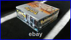 Display Pokémon ultra rare, Topps, The first Movie, édition limited Trad FR