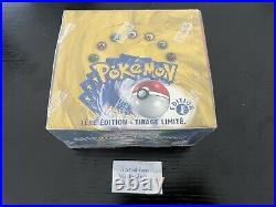 Display Set de Base Édition 1 Française Pokémon 1999 Scellé @frenchcharizard