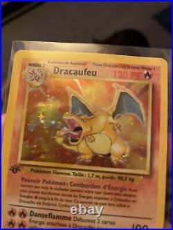 Dracaufeu 4/102 edition 1