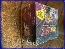 Dragon Ball Z CCG Booster-Box SEALED Ultra Rare Trunks Saga Limited Edition