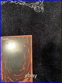 Exodia The Forbidden One Yugioh LOB 1st Edition LOB-124 Ultra Rare