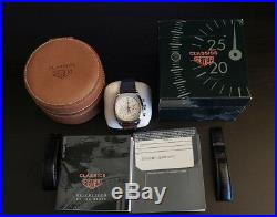 FREE SHIPPING Heuer Monza Re Edition Box & Papers TAG Heuer ULTRA RARE