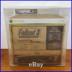 Fallout 3 Survival Edition (Xbox 360) ULTRA RARE! VGA GRADED 90