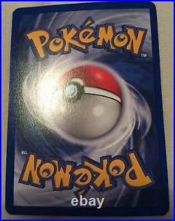 First Edition Dark Charizard Holo Swirl Rocket Pokemon Card 4/82 PSA Gradable