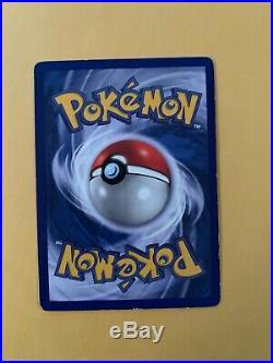 First Edition Shadowless Pikachu Red Cheek Misprint NM Ultra Rare Pokemon Card