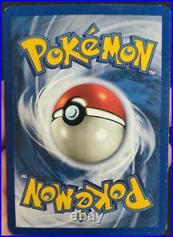 Flareon 3/64 Holo Rare 1999 Jungle Set 1st Edition Pokemon Card LP/NM