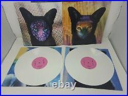 Galantis Pharmacy Vinyl 2xLP 12 White Limited Edition ULTRA RARE 1/1000