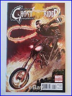 Ghost Rider #1 Ultra Rare Neal Adams Variant 1st Alejandra Jones CBG 1106