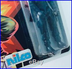 Gi Joe Nilco Egypt Snake Eyes Grunt Boots Variant Funskool India Ultra Rare