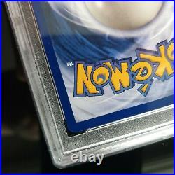Glurak 1 Edition Holo DEUTSCH Pokemon Base Karte + Booster PSA 10 + 9 GEM MINT