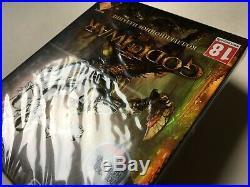 God of War 3 Collectors Edition (PlayStation 3) Factory Sealed RU Ultra Rare NEW