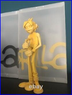 Gorillaz Kidrobot Two-Tone Edition Figures Ultra-Rare
