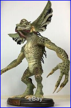Gremlins 2 NECA Mohawk Life Sized Ultra Rare Statue Limited Edition No 341 Mint